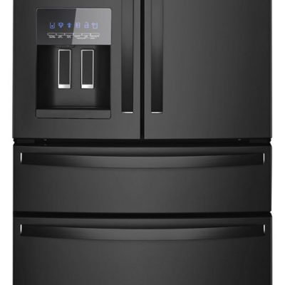 Wrx735sdhb Whirlpool 36 Inch Wide French Door Refrigerator