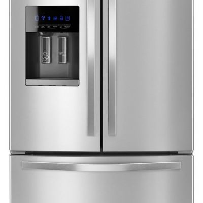 Wrf555sdfz Whirlpool 36 Inch Wide French Door Refrigerator