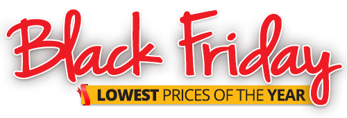Black Friday Starts now at our 3-Day Sale
