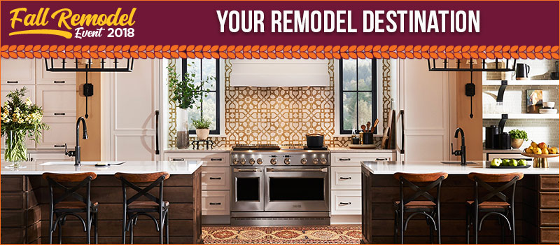 Fall Remodel Event 2018