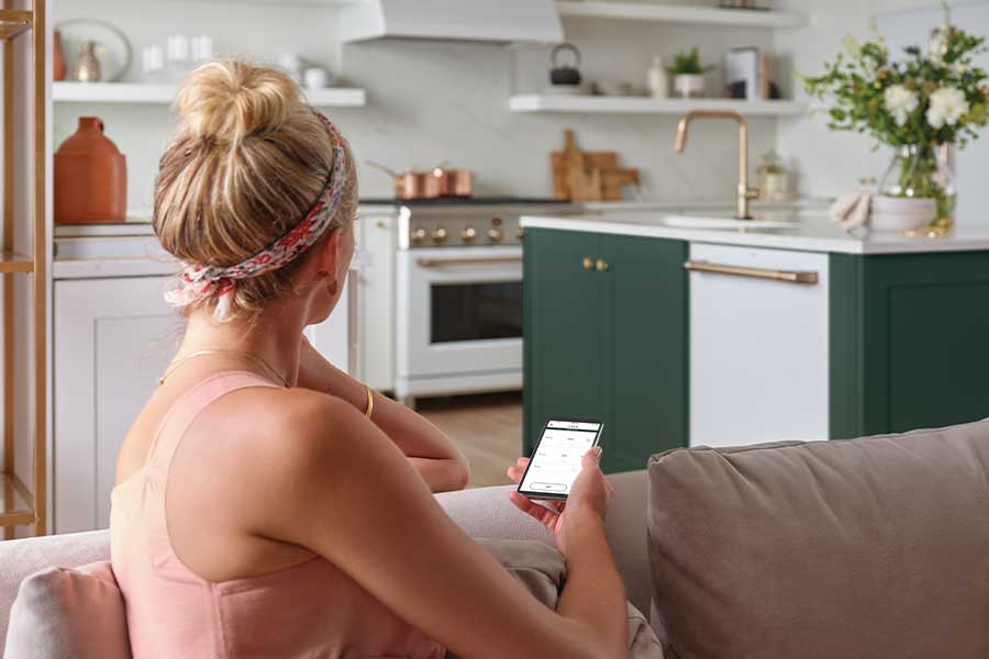 WiFi Connected Appliances