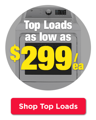 Top Load Laundry