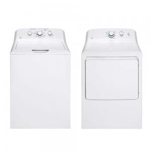 Top Load Laundry Pair with Gas Dryer