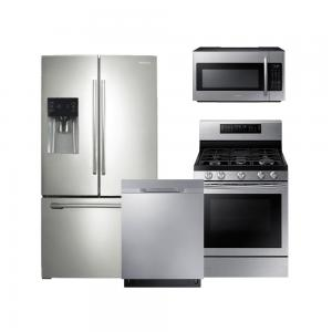 Samsung Appliances. Samsung Appliances4 Piece Kitchen Package