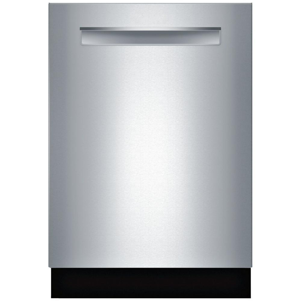 Bosch500 Series (Exclusive!) Pocket Handle Built-In Dishwasher