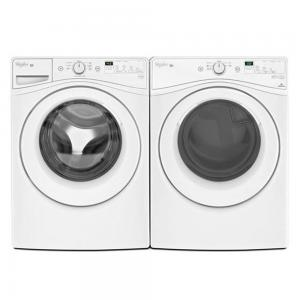 WhirlpoolLaundry Pair WFW75HEFW & WED75HEFW