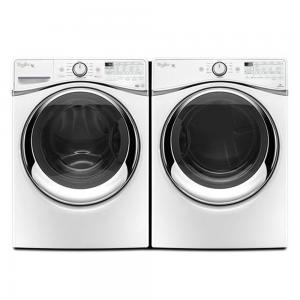 WhirlpoolLaundry Pair WFW87HEDW & WED87HEDW