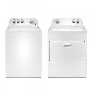 WhirlpoolTop Load Laundry Pair (Electric)